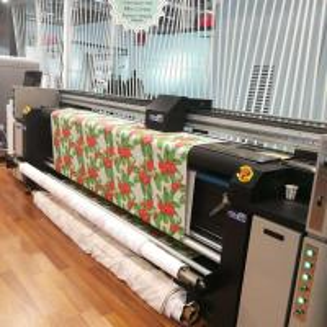 China Fabric Plotter Digital Printers Flags Printing Machine Banners Printing Printers on sale