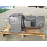 in-Line Foot Mounted Helical Gear Box/ Reducer/ Gear Motor /Geared Motors (R27~R167) Manufactures