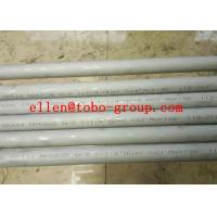 TOBO STEEL Group Heater Exchanger Pipe Inconel 625 Stainless Steel Seamless Pipe Manufactures