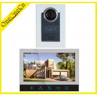 China 7 LCD Touch Keypad Video Door Phone Doorbell Intercom Motion Detector on sale