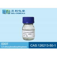 99.9% Purity EDOT PEDOT 126213-50-1 3,4-ethylenedioxythiophene Manufactures
