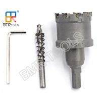 BOMA TOOLS Industrial Usage Dia. 30mm Steel Plate Drilling Hole Core Bit with YG-6 carbide tipps Manufactures