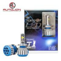 Auto part T1 Cree chip 40w 4000 lm universal bright 880 led headlight Manufactures