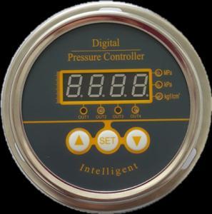 China 4 Relays Digital pressure gauge/Level controller HPC-2000 on sale