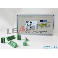 Star Delta Start Programmable Logic Control Panel Fully Automatic Pump Stalled Protection Manufactures