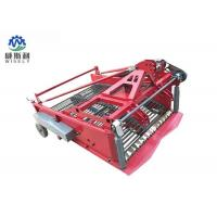 Small Agricultural Harvesting Machines For Potato Lower Skin Break Rate Manufactures
