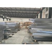 ASTM 7050 Aluminum Plate , Polished Aluminum Sheet For Lighting Accessories Manufactures