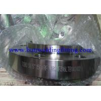 China ASTM B564 UNS N08031 Weld Neck Reducing Flange For Pressure Vessel on sale