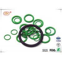 Colorful FKM O Rings High Pressure  Food Grade Outstanding Chemical Resistance Manufactures