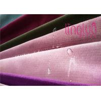 Technical Cloth Waterproof Sofa Fabric Soft Touch Breathable And Warm Manufactures