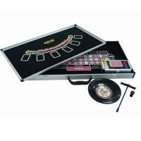 China 4-IN-1 Casino Set on sale