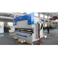 Buy cheap 3100mm Long Metal Sheet Bender Machine CNC Press Brake With Crowned Device from wholesalers