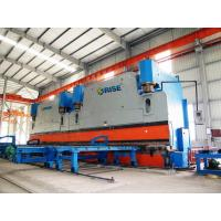 Automatic Feeding Cnc Hydraulic Press Brake Machine 800 Ton 7m For Electric Pole Bending Manufactures