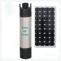 China DC Solar Pump System on sale