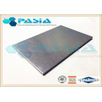 Buy cheap PVDF Roller Coated Aluminium Honeycomb Composite Panels Wood Frame For Clean Room from wholesalers