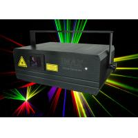 China 3D disco beam laser Dmx Stage Light 1.3RGB With High Power For Pub on sale