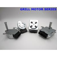 Reliably Oven Fan Motor / Grill Motor 1.8~2.2 Output Rpm SMR01+02 ROHS Approved Manufactures