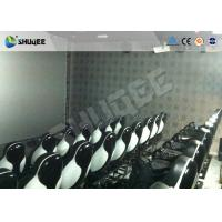 Cabin Box 7D Cinema Theater With Full Setup Solution & Joystick Manufactures