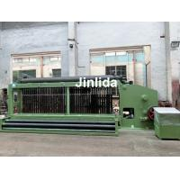 Quality Heavily Galvanized Galfan And PVC Coated Hexagonal Gabion Mesh Machine 15t for sale