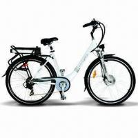 150W Motor Foldable Electric Bike with 24V/8Ah Lithium Battery and 970mm Wheelbase Manufactures