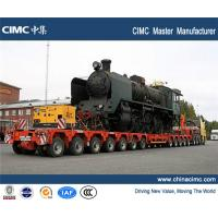 hydraulic modular trailer for sale Manufactures