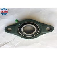 Transportation Lines Gcr15 Pillow Block Bearings UCFL207 Cast Iron Steel Manufactures