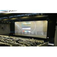 Pneumatic / Hydraulic / Electronic Control 4D Movie Theater Motion Chair Cinema System Manufactures