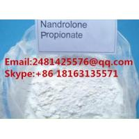 Anabolic Nandrolone Steroids Nandrolone Propionate CAS 7207-92-3 For Muscle Growth Manufactures