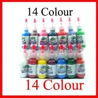 COLOR KING tattoo ink Manufactures