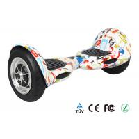 4400mah Dual Wheels Self Balancing Electric Scooter With LG Samsung  Battery Manufactures
