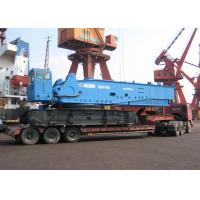 China Heavy Lifting QUY450 Hydraulic Crawler Crane, 60 Ton And Jib Length 35m for sale