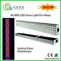 Quality 1200mm Hydroponic Led Grow Light 1200mm For Greenhouse , Energy Saving for sale