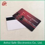 blank smart inkjet HICO magnetic stripe pvc card Manufactures