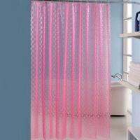 Quality EVA Shower Curtain with Water-resistant, Different Patterns are Available for sale