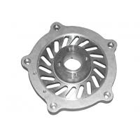 Sand Casting Aluminum Motor Housing 3.8KG A356 Customized Material Light Weight Manufactures