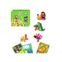 Buy cheap Puzzle EPS 3D Letters from wholesalers