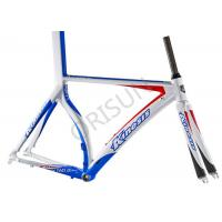 Short Wheelbase 700c Triathlon Bike Frame , Aerodynamic Road Bicycle Frames Manufactures