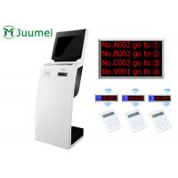 Self Service Electronic Queuing System For Hospitals Service Centers