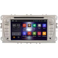 Google Map 1.6GHZ Stereo Ford DVD Player , Ford Mondeo DVD Navigation System 2007 - 2012 Manufactures
