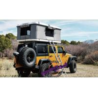 Pop Up Hard Cover Roof Top Tent Remote Control For 4x4 Offroad Campers Traveler Manufactures
