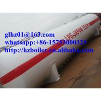 Horizontal  LPG Tanks Lowest price LPG Storage Tanks For sale Made in HEZE BOILER FACTORY Manufactures