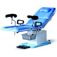 Double Control Electric Operating Table , Adjustable Medical Delivery Table With Dirty Pot Manufactures