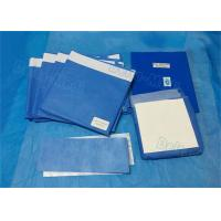 Customized Procedure Packs Good Drape ability With Adhesive Drape And Mayo Cover Manufactures