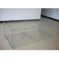 Galvanized PVC Coated Gabion Wire Mesh Basket Double Twist Hexagonal Manufactures