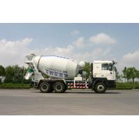 8 / 9 / 10 Cubic Self Loading Concrete Mixing Truck Shanxi Auto (6*4)