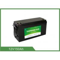12v 150ah Bluetooth Lithium Battery Bluetooth APP Lead Acid Replacement Solar Lithium Ion Battery