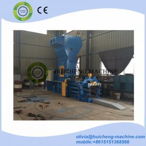 waste paper baler machine / waste paper baling machine / hydraulic cardboard baler Manufactures