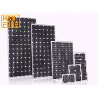 China Anti - Reflective Grid Tie Solar Electric Panels With Crystalline Technology on sale