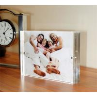 Photo Frame Type and Plastic Material Magnetic Acrylic Frame Manufactures