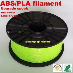 Factory OEM ABS/PLA 3d printer filament Manufactures